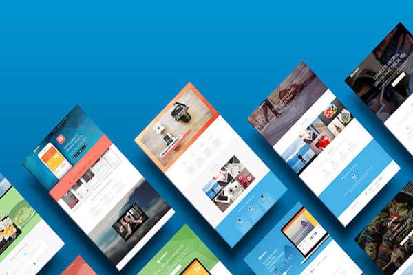 企业网站设计制作静态网站与动态
